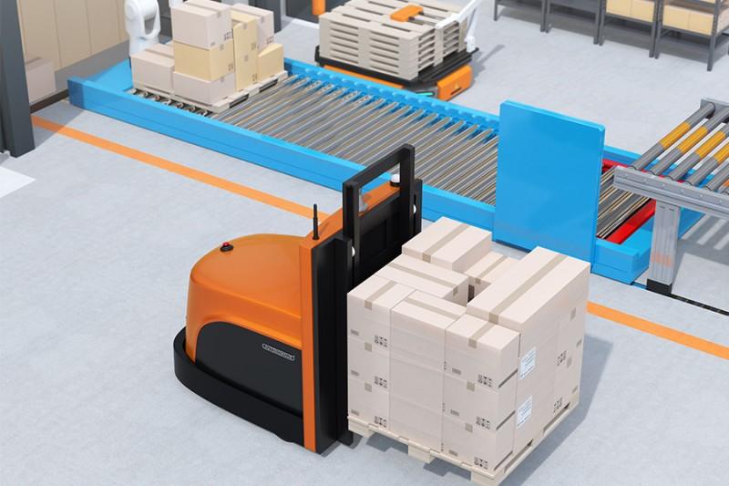 物流技术装备市场受资本追捧,该如何正确选择物流技术和系统?