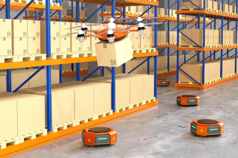 【物流资讯】仓储物流机器人,正在向更智能化的高性能物流装备转变
