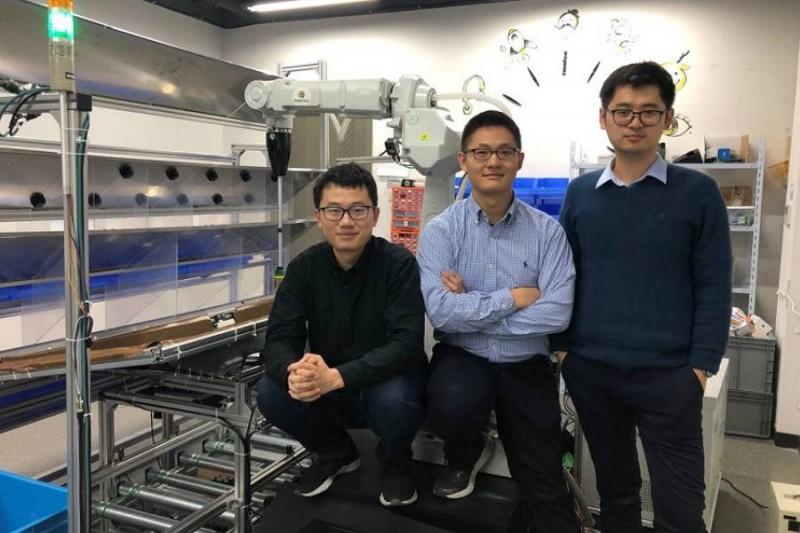 首发丨星猿哲科技完成800万美元A轮融资,赋能物流和工业自动化