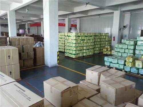 食品仓库管理的基本要求:进出、温度、湿度……