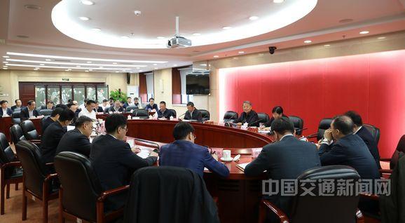 交通运输部召开城市轨道交通运营管理工作座谈会